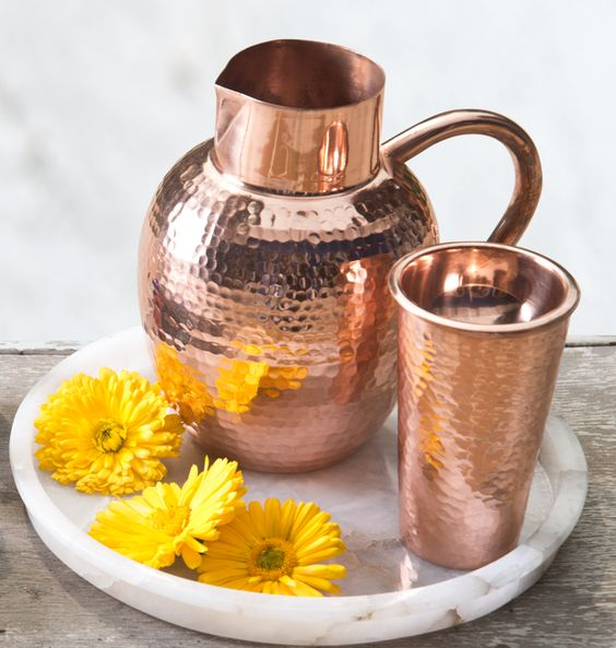 copper cup, copper cup benefits, benefits of copper, ayurveda, ayurveda copper cup, wellness wednesday, health fads 2016, natural health, holistic approach, holistic health, holistic medicine,